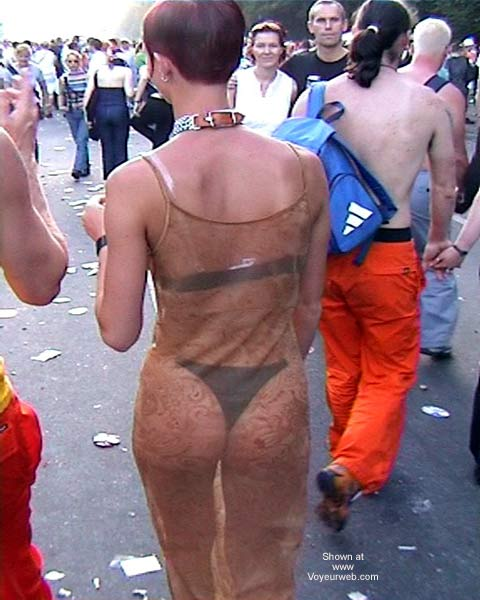 Pic #8 LoveParade 2001 In Berlin 20