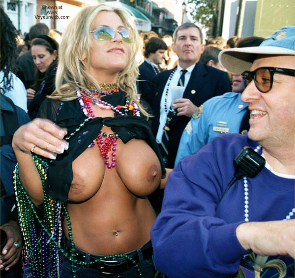 Pic #2 - More Mardi Gras Happiness 2