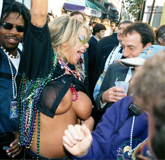 Pic #4 - More Mardi Gras Happiness 2