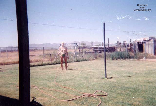 Pic #3 - A Hot AZ Summer Day