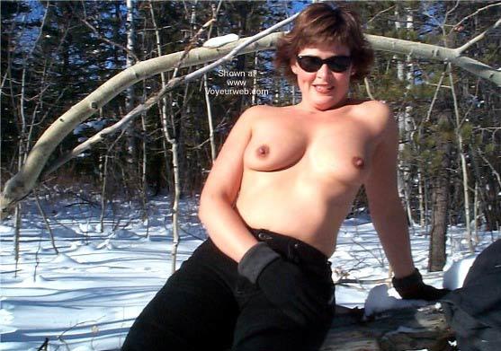 Pic #3 - SassyWife Snowtime