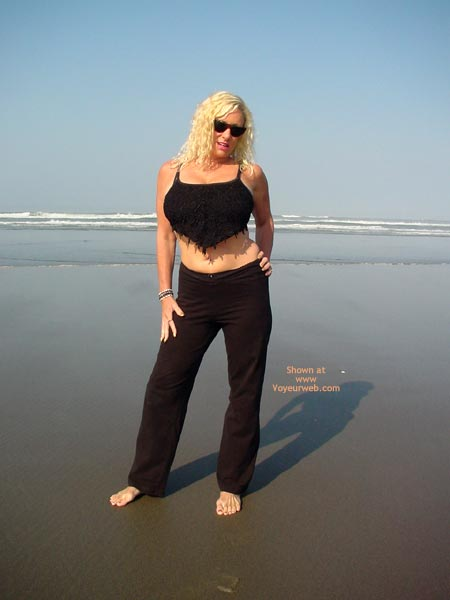 Pic #1 - Ashley On The Beach