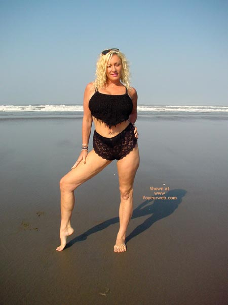 Pic #3 - Ashley On The Beach