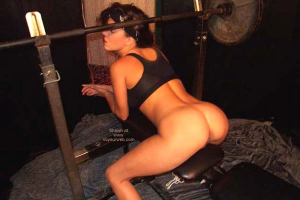 Pic #4 - Katana Working Out