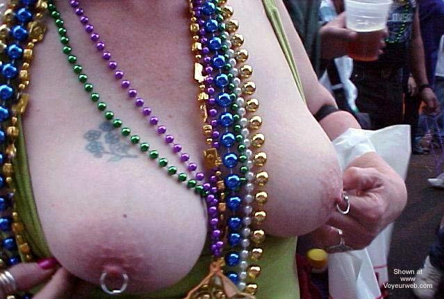 Pic #1 - Rainbow at Mardi Gras