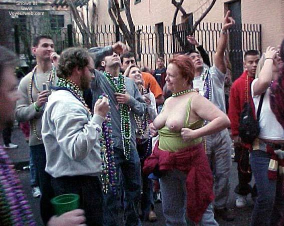 Pic #3 - Rainbow at Mardi Gras