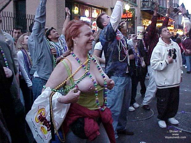 Pic #4 - Rainbow at Mardi Gras