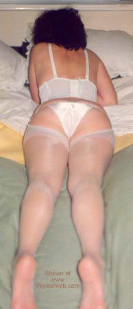 Pic #3 - UK Helen's Panty Shots!