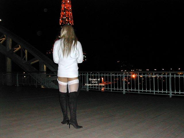 Pic #6 - Caroline A La Tour Eiffel