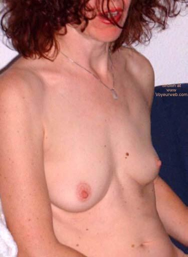 Pic #8 - Lisa's Panty Night in White Satin