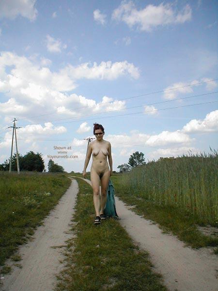 Pic #6 - Walking