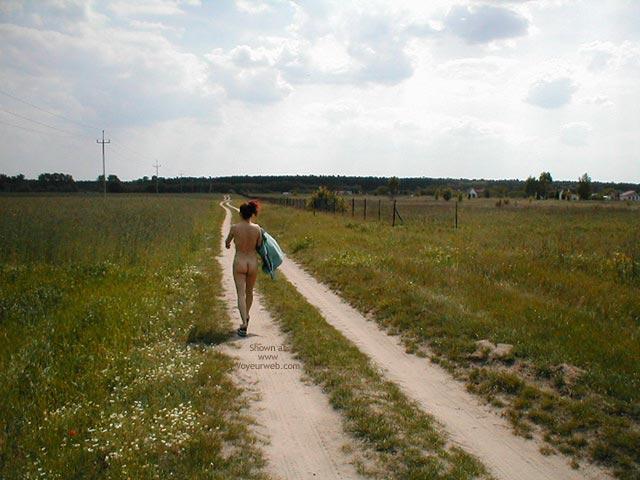 Pic #10 - Walking