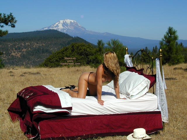 Pic #2 - Bikate'S Bed With A View