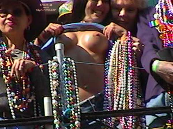 Pic #3 - More Mardi Gras 2002