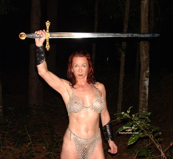 Pic #1 - Chain Mail Chick