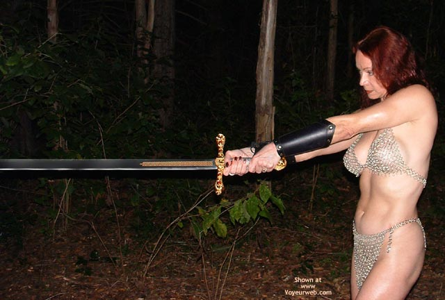 Pic #2 - Chain Mail Chick