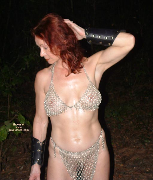 Pic #7 - Chain Mail Chick