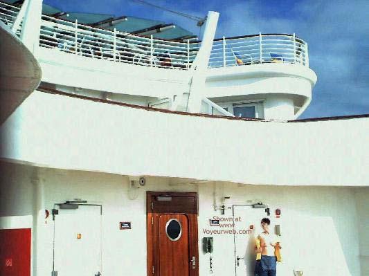 Pic #2 - *PN SueBee On a Deck Far Away