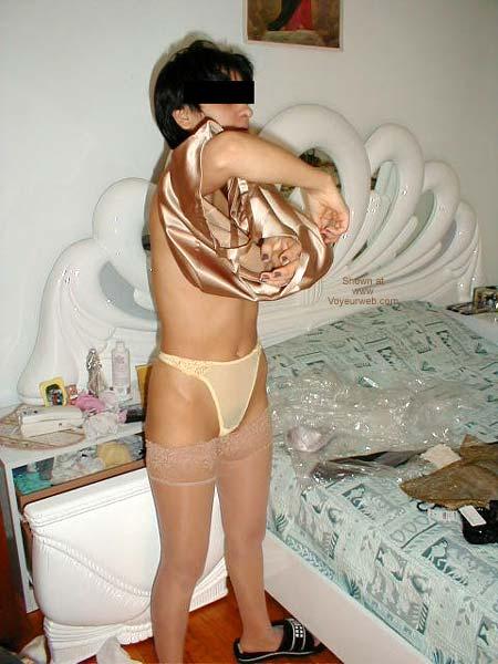 Pic #7 - Chica Latina en Pantyhose 2