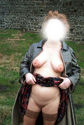 Pic #5 - Mausi Nude in Public