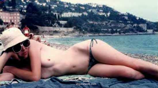 Pic #1 - Bella Nude Outdoors