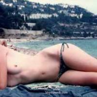 Bella Nude Outdoors