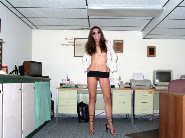Pic #7 - Swampthing in The Office 1