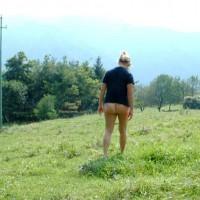 Passeggiando In Montagna