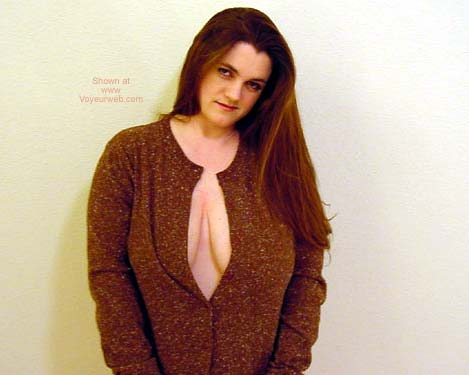 Pic #1 - Katie's Sweater Tease