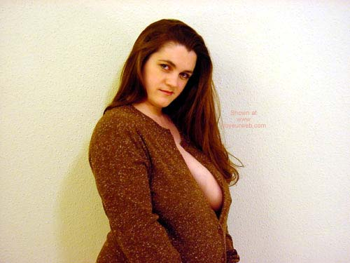 Pic #2 - Katie's Sweater Tease