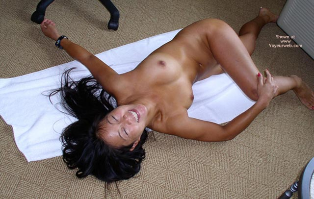 Pic #2 - Lani On The Floor