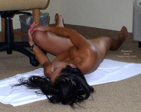 Pic #8 - Lani On The Floor