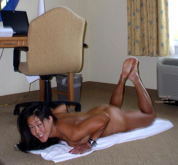 Pic #10 - Lani On The Floor