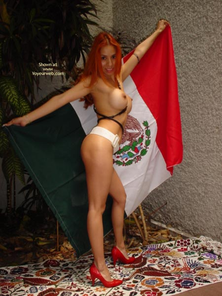 Pic #4 - Sexymex Celebrates Mexican Independance Day