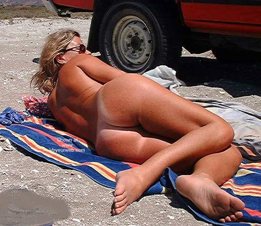 Pic #3 - Beautiful Tan Lines