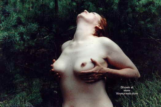Pic #2 - Nude in The Woods