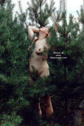 Pic #3 - Nude in The Woods