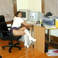 Njasian School Girl