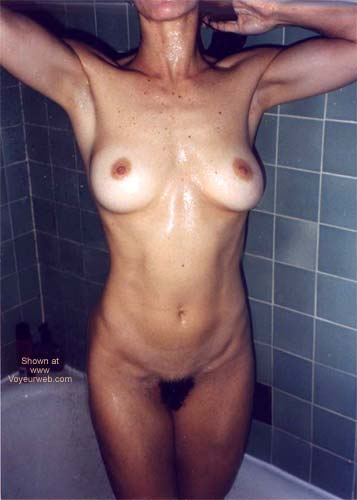 Pic #4 - Wife in Shower