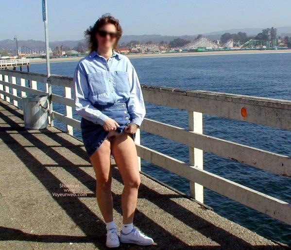 Pic #1 - Teez Visits Santa Cruz 2