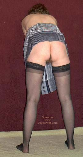 Pic #6 - Rosebud in Skirt and Stockings