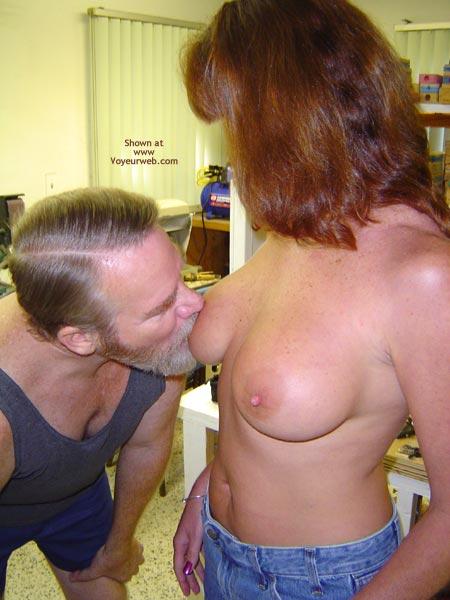 Pic #2 - Suck On Nipple Rings, Step By Step