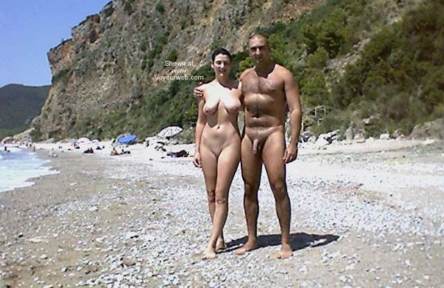 Pic #6 - Shaved Girl with Big Tits 2