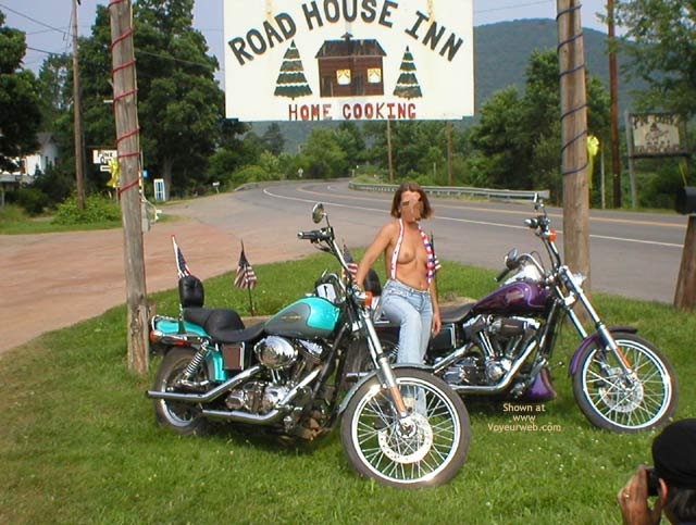 Pic #9 - Jerzee And The Harley'S In P.A.