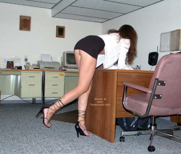 Pic #4 - Swampthing in The Office 2
