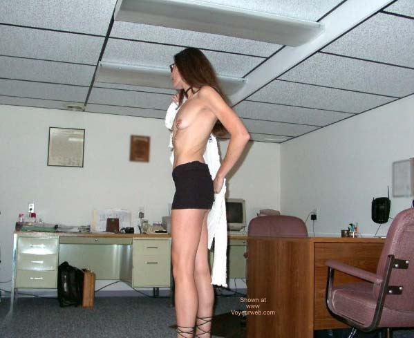 Pic #6 - Swampthing in The Office 2