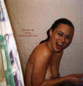 Pic #4 - Maurra in The Shower