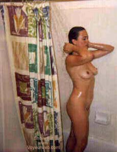 Pic #5 - Maurra in The Shower