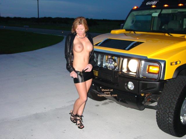 Pic #6 - Florida Soccer Mom Hummer