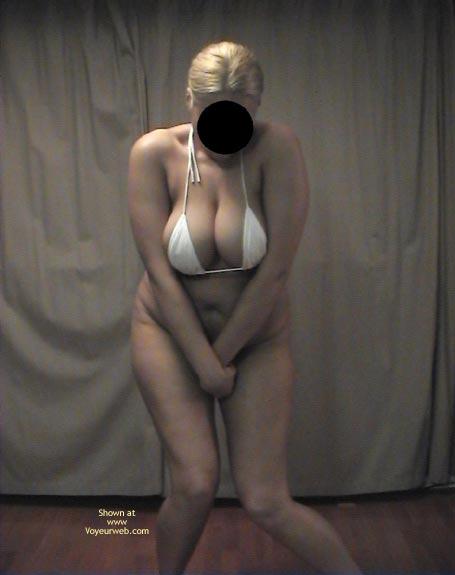 Pic #3 - Nice Big Tits! Hot Amber